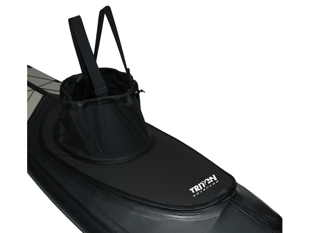 Triton advanced Jupe kayak - Thermal PU noir